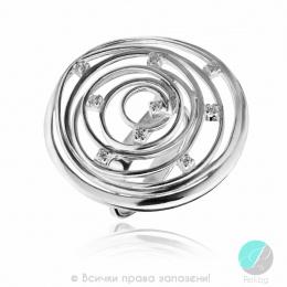 Sharlot - Сребърен пръстен с Цирконий 1616099