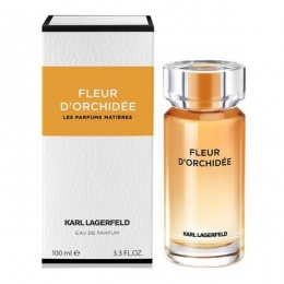 Karl Lagerfeld Les Parfums Matieres Fleur d`Orchidee - Парфюмна вода за жени EDP 100 мл