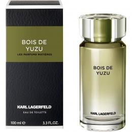Karl Lagerfeld Les Parfums Matieres Bois de Yuzu - Тоалетна вода за мъже EDT 100 мл