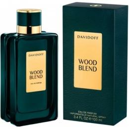 Davidoff Wood Blend - Унисекс парфюмна вода EDP 100 мл