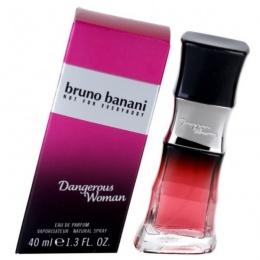 Bruno Banani Dangerous Woman - Тоалетна вода за жени EDT 40 мл