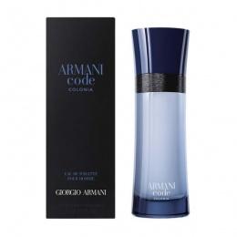 Armani Code Colonia - Тоалетна вода за мъже EDT 75 мл