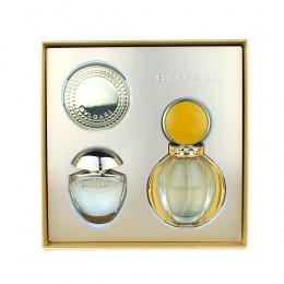 Комплект за жени Bvlgari Goldea - Парфюмна вода EDP 50 мл + 25 мл + Огледало
