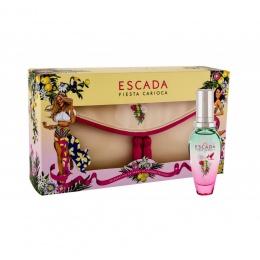 Комплект за жени Escada Fiesta Carioca - Тоалетна вода EDT 30 мл + чантичка