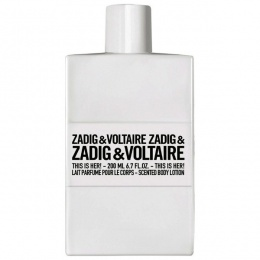 Zadig & Voltaire This Is Her! - Лосион за тяло BL 200 мл