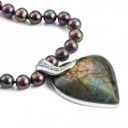Колиета - Бижута с перли и сребро