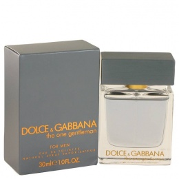 Dolce & Gabbana D&G The One Gentleman - Тоалетна вода за мъже EDT 30 мл