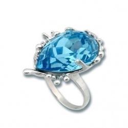 Сребърни пръстени с циркони