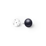Giles - Сребърна брошка с Перла АА 10.5 - 11 мм EFB011BR-Висулки