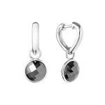 Adelino - Сребърни обеци с Циркон sk19240el-Сребърни бижута