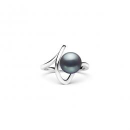 Edion 2 - Сребърен пръстен с Перла АА 7.5 - 8 мм SK20474RB