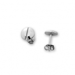 Luchere 2 - Сребърни обеци без Камък 111275-Сребърни бижута