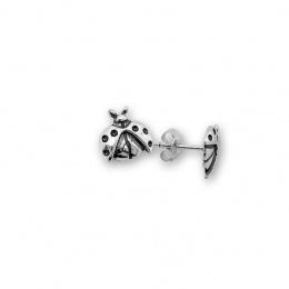 Flavie - Сребърни обеци без Камък 111584-Сребърни бижута