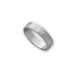 Lucinde - Сребърен пръстен без Камък 1486014-Сребърни бижута