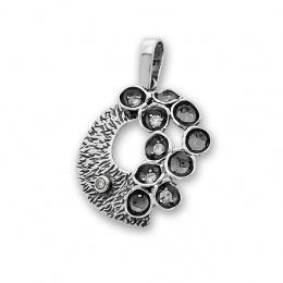Samantta - Сребърна висулка с Циркони 176011-Сребърни бижута