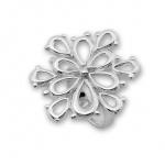 Jermaine - Сребърен пръстен без Камък 1536036-Сребърни бижута