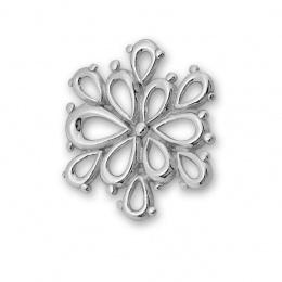 Jermaine - Сребърна висулка без Камък 180036-Сребърни бижута