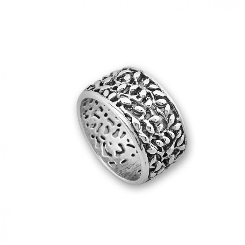 Benji - Сребърен пръстен 1536030-Сребърни бижута