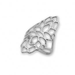Corey - Сребърен пръстен без Камък 1566027-Сребърни бижута