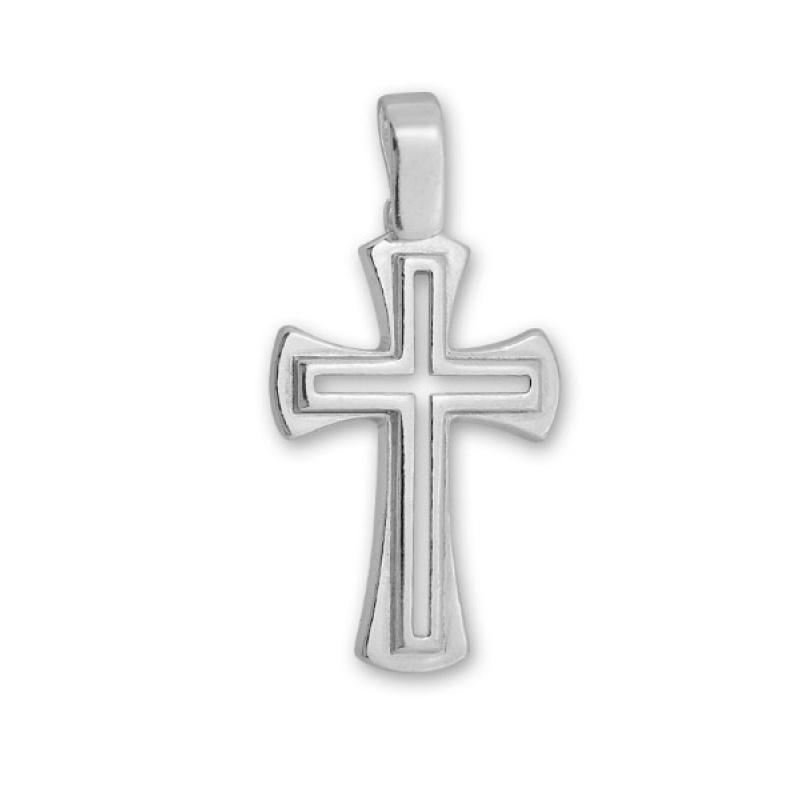 Davena - Сребърна висулка без Камък 177593-Сребърни бижута