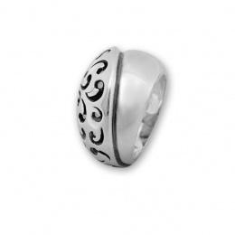 Dianny - Сребърен пръстен без Камък 1536054-Сребърни бижута