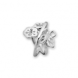 Barclay 2 - Сребърен пръстен без Камък 1566065-Сребърни бижута