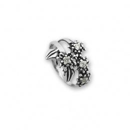 Breann - Сребърен пръстен с Цирконий 1626057-Сребърни бижута