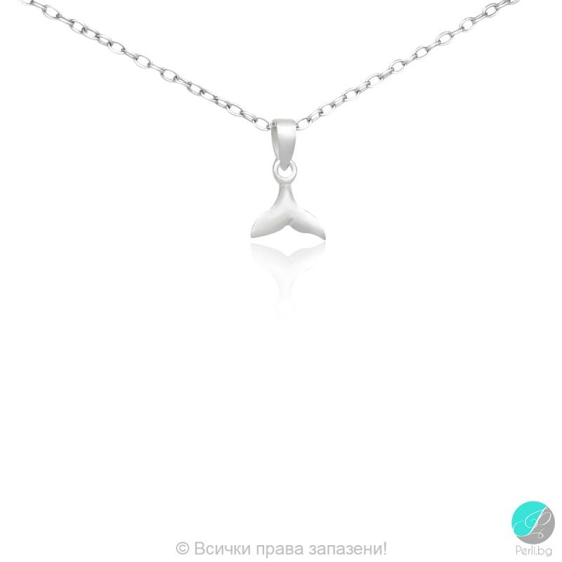 Sirena - Сребърна висулка 5470617832-Сребърни бижута