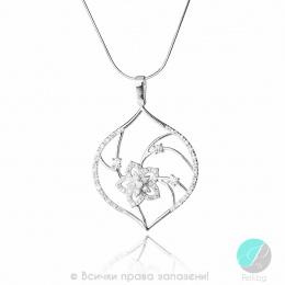 Adriane - сребърна висулка с Цирконий 193091