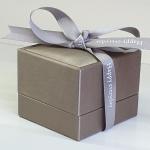 Lady love Rose quartz - Сребърни обеци с Розов кварц и Циркони 8.24ct E014176RQ-Естествени камъни