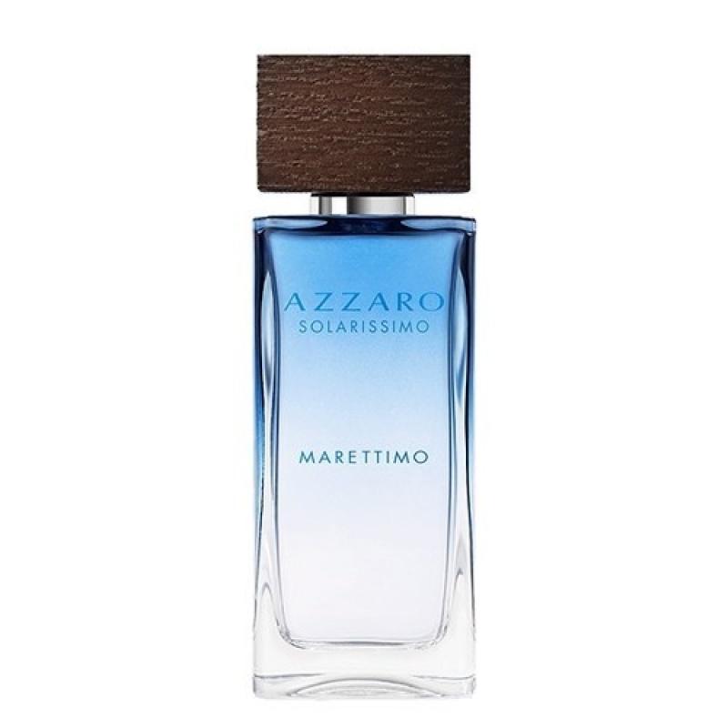 AZZARO SOLARISSIMO MARETTIMO - Тоалетна вода за мъже ЕДТ 75 мл.-Парфюми