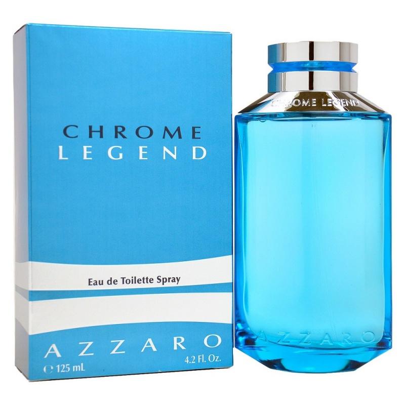 AZZARO CHROME LEGEND - Тоалетна вода за мъже ЕДТ 125 мл.-Парфюми