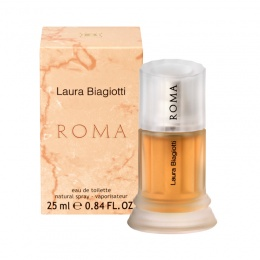Laura Biagiotti Roma - Тоалетна вода за жени ЕДТ 25 мл-Парфюми