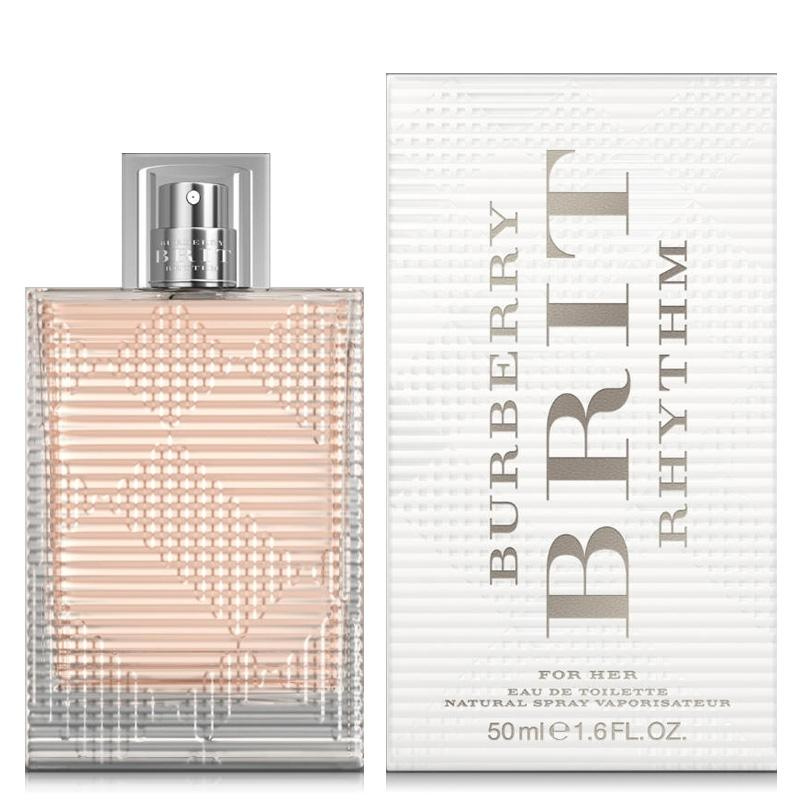 Burberry Brit Rhythm - Тоалетна вода за жени ЕДТ 50 мл.-Парфюми