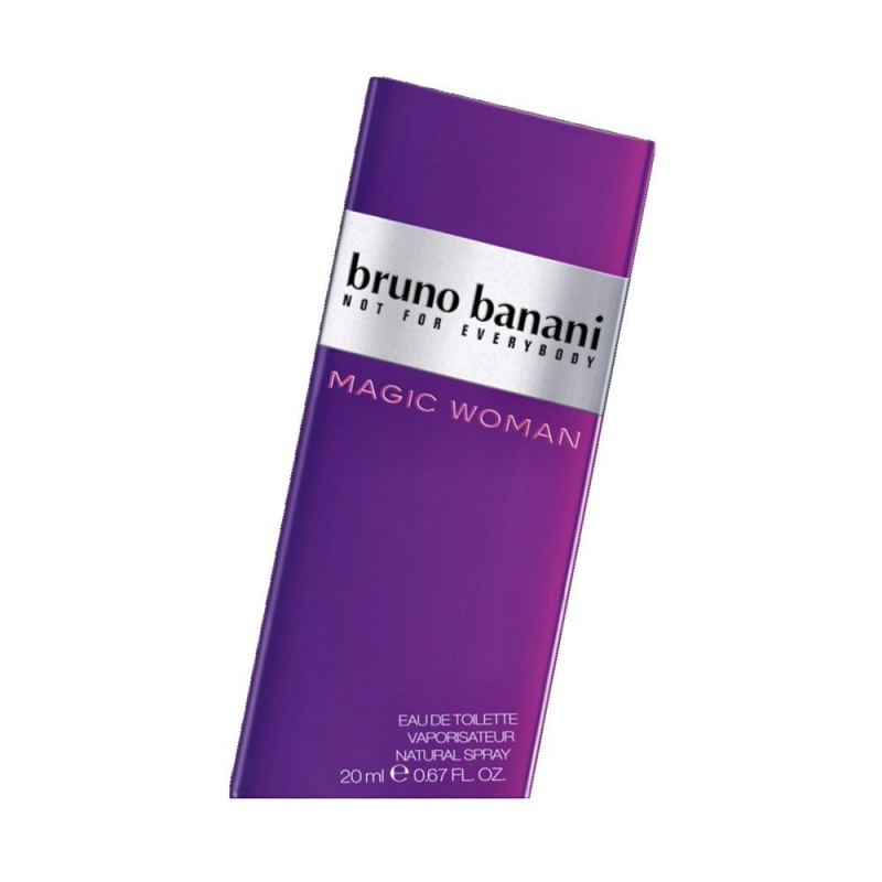 BRUNO BANANI MAGIC WOMAN - Тоалетна вода за жени ЕДТ 20 мл.-Парфюми