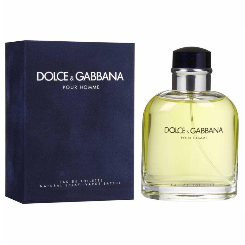 Dolce & Gabbana - Тоалетна вода за мъже EDT 200 мл.-Парфюми