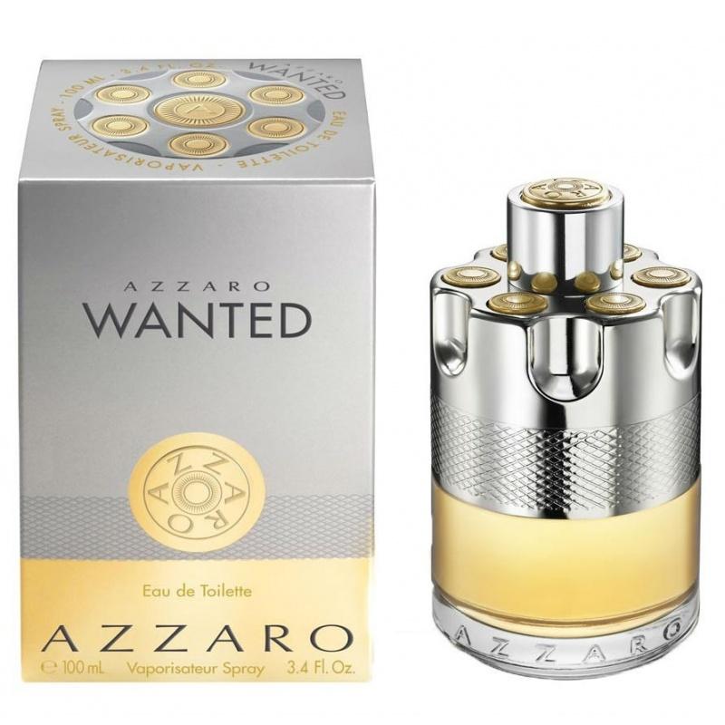 AZZARO WANTED - Тоалетна вода за мъже ЕДТ 100 мл.-Парфюми