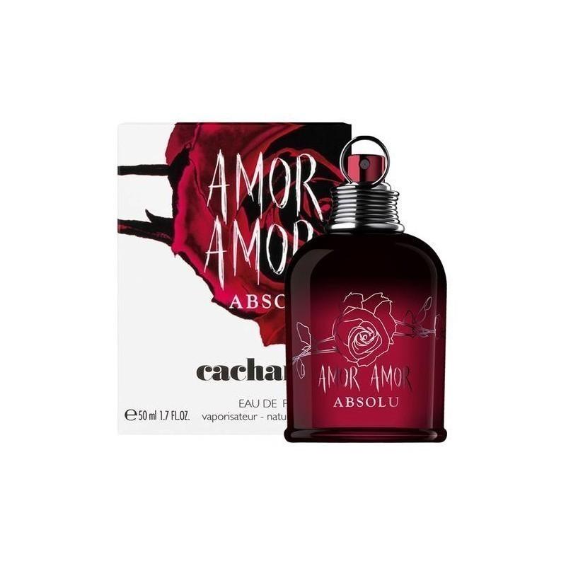 CACHAREL AMOR AMOR ABSOLU - Парфюмна вода за жени ЕДП 50 мл.-Парфюми