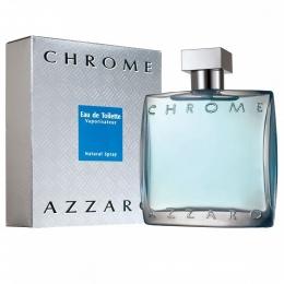 Azzaro Chrome - Тоалетна вода за мъже EDT 200 мл.-Парфюми