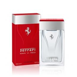 Ferrari Man in Red - Афтършейв лосион ASL 100 мл-Парфюми