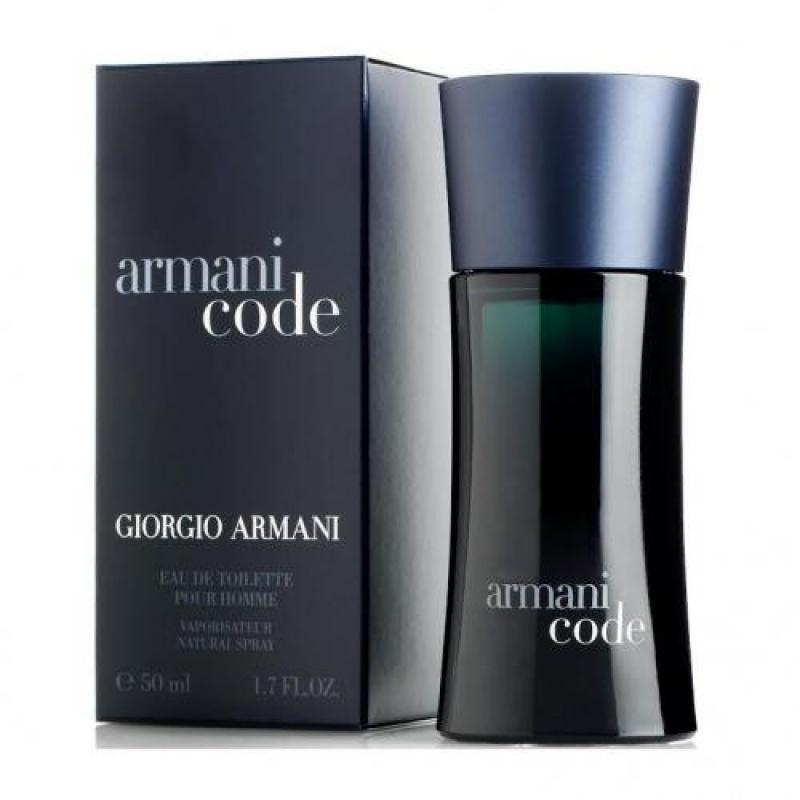 Giorgio Armani Armani Code - Тоалетна вода за мъже EDT 50 мл-Парфюми