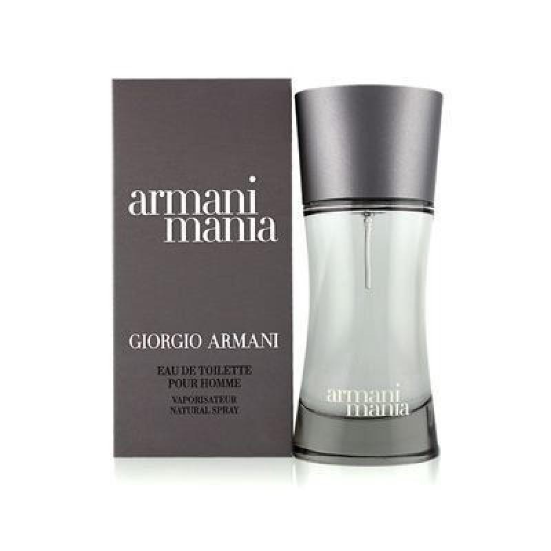 Giorgio Armani Mania - Тоалетна вода за мъже EDT 50 мл-Парфюми