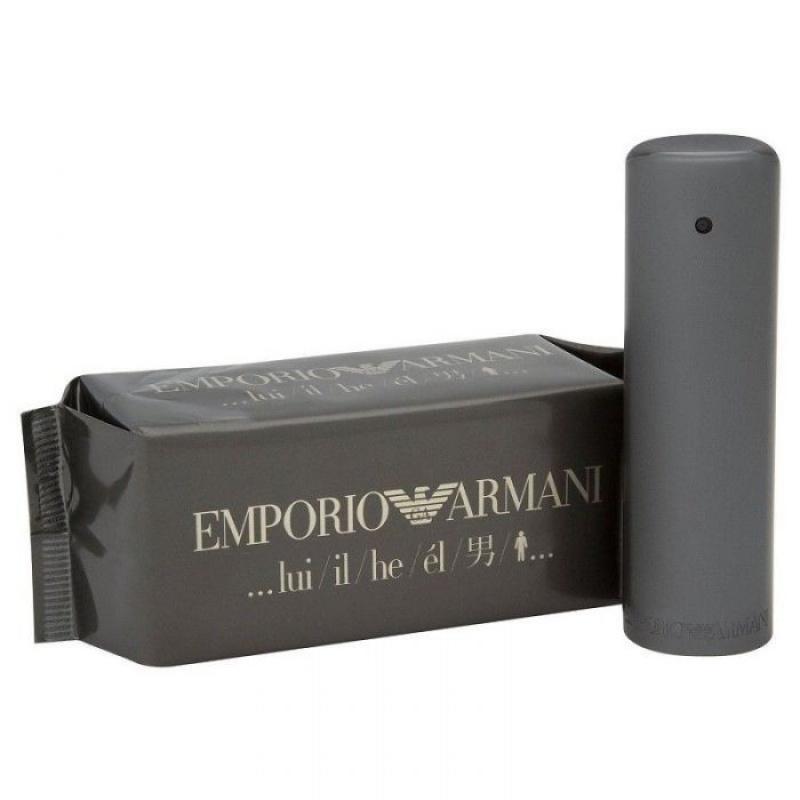 Giorgio Armani Emporio He - Тоалетна вода за мъже EDT 50 мл-Парфюми