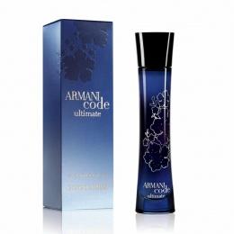 Giorgio Armani Code Ultimate - Парфюмна вода за жени EDP 50 мл-Парфюми