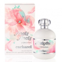Cacharel Anais Anais L`Original - Тоалетна вода за жени ЕДТ 100 мл.-Парфюми