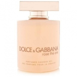 Dolce & Gabbana D&G ROSE THE ONE - Душ гел за жени 200 мл-Парфюми