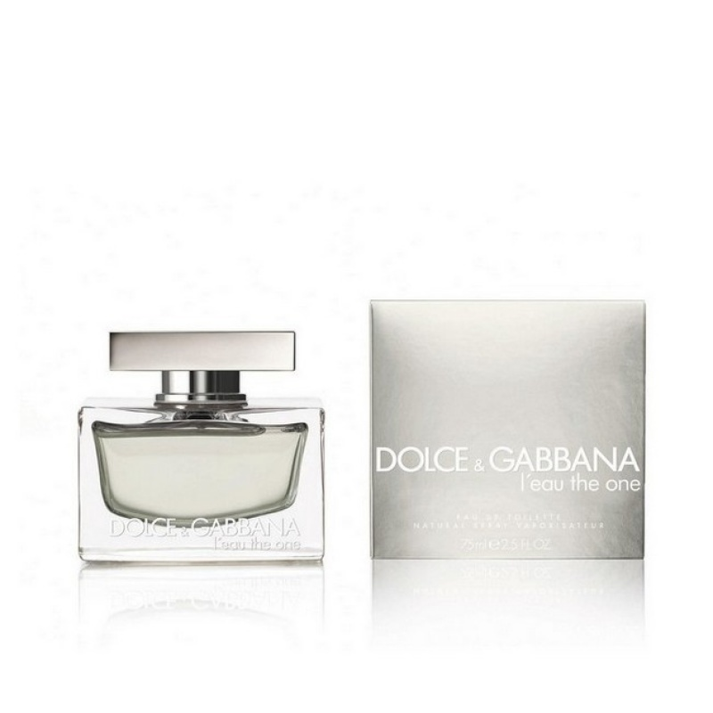 Dolce & Gabbana D&G L`Eau The One - Тоалетна вода за жени EDT 75 мл-Парфюми
