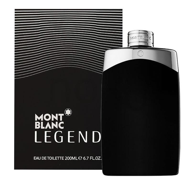 Mont Blanc Legend - Тоалетна вода за мъже EDT 200 мл-Парфюми