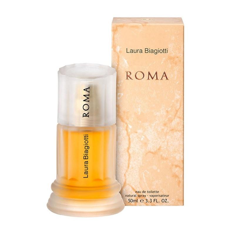 Laura Biagiotti Roma - Тоалетна вода за жени ЕДТ 50 мл.-Парфюми