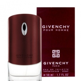 Givenchy Pour Homme - Тоалетна вода за мъже ЕДТ 50 мл.-Парфюми